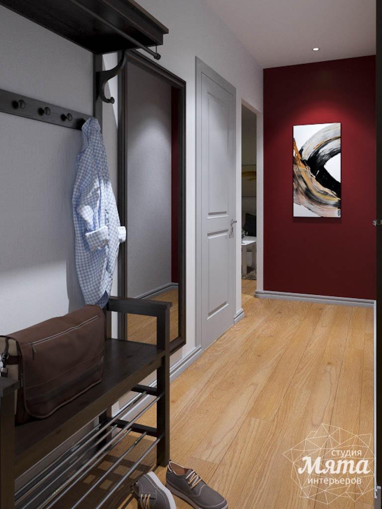 Дизайн интерьера двухкомнатной квартиры по ул. Мира 37а img723778814