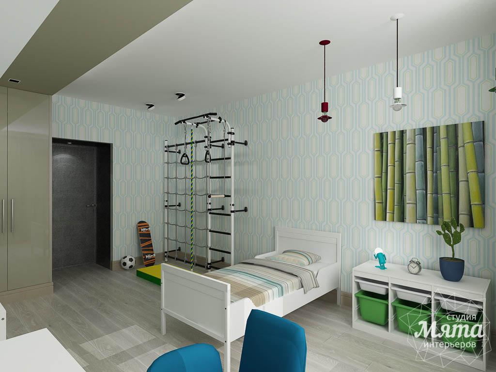 Дизайн интерьера и ремонт четырехкомнатной квартиры по ул. Союзная 2 img1876108250