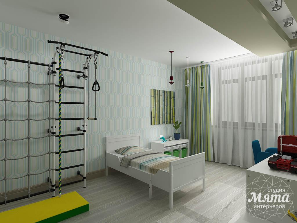Дизайн интерьера и ремонт четырехкомнатной квартиры по ул. Союзная 2 img372264176