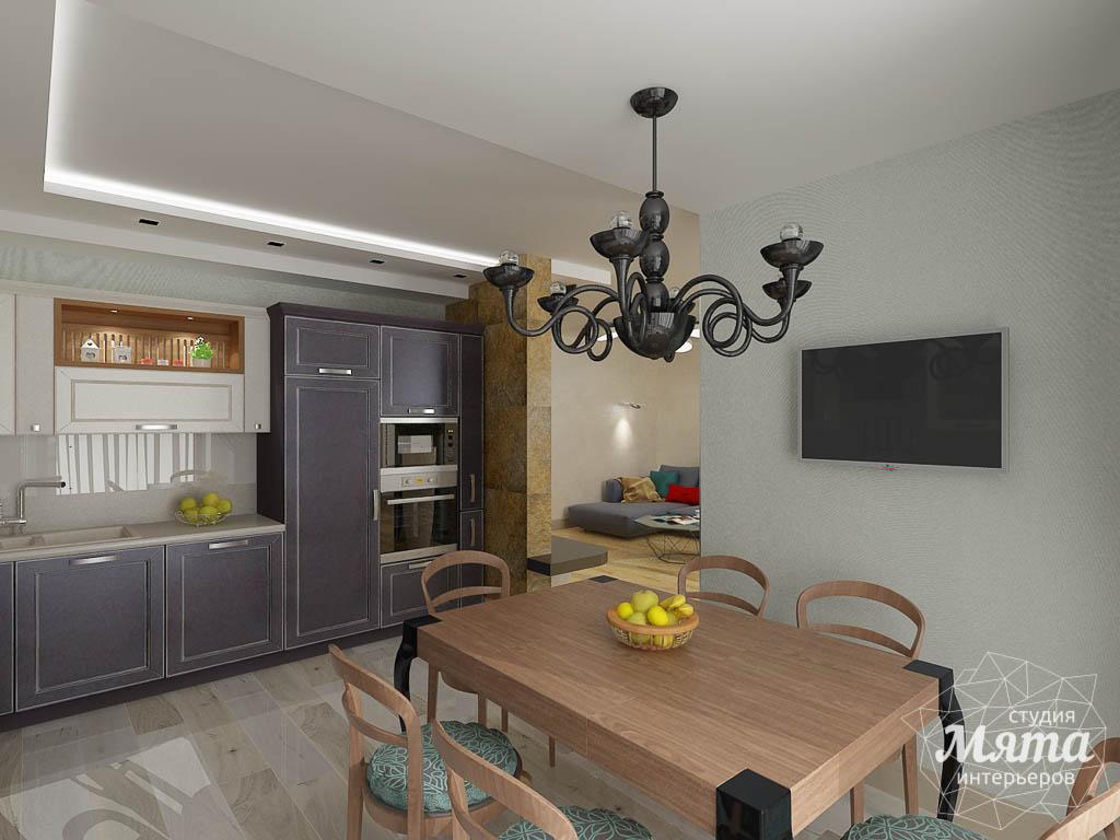 Дизайн интерьера и ремонт четырехкомнатной квартиры по ул. Союзная 2 img1860003127