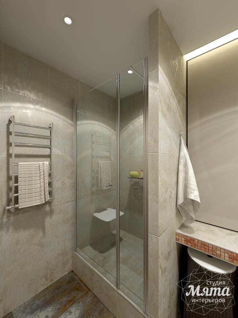 Дизайн интерьера и ремонт четырехкомнатной квартиры по ул. Союзная 2 img717891986