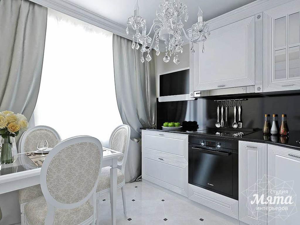 Дизайн интерьера однокомнатной квартиры по ул. Шевченко 19 img383090801