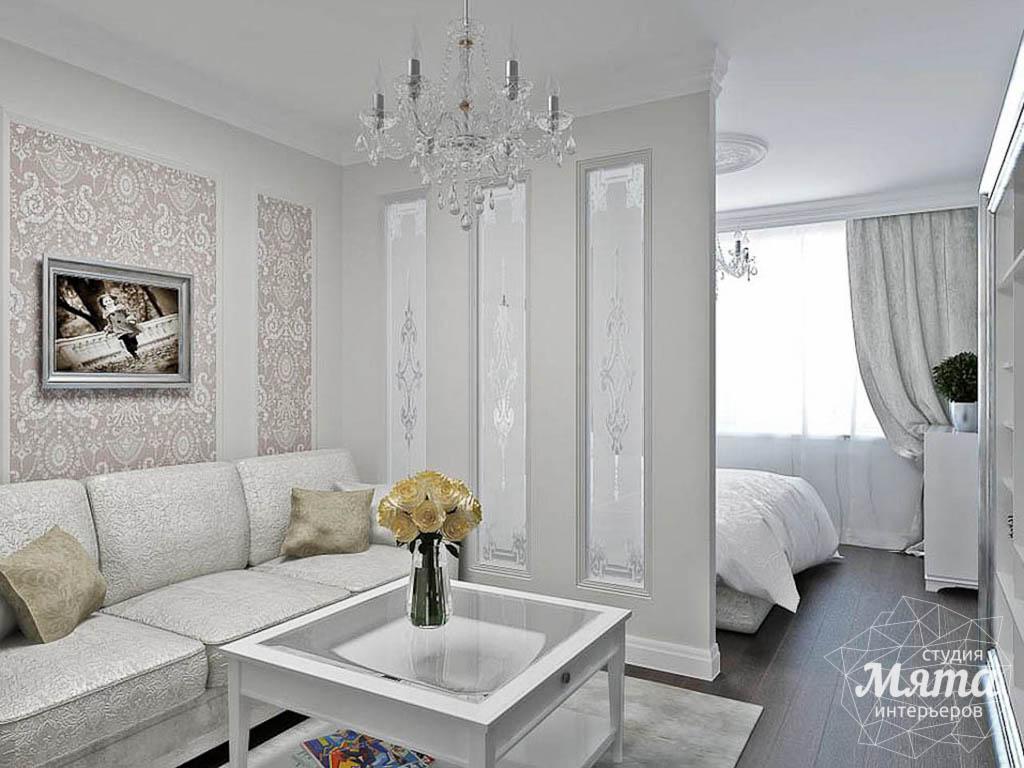 Дизайн интерьера однокомнатной квартиры по ул. Шевченко 19 img1689793828