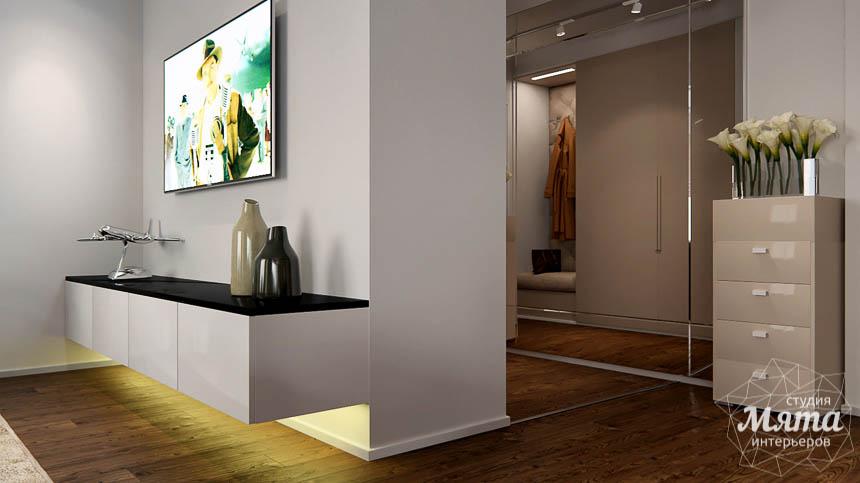 Дизайн интерьера двухкомнатной квартиры в Москве img1317378800