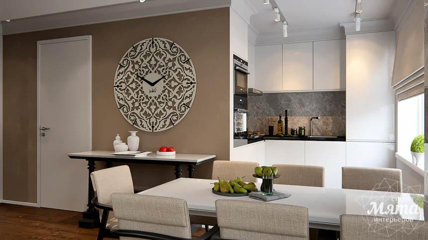 Дизайн интерьера двухкомнатной квартиры в Москве img979213844