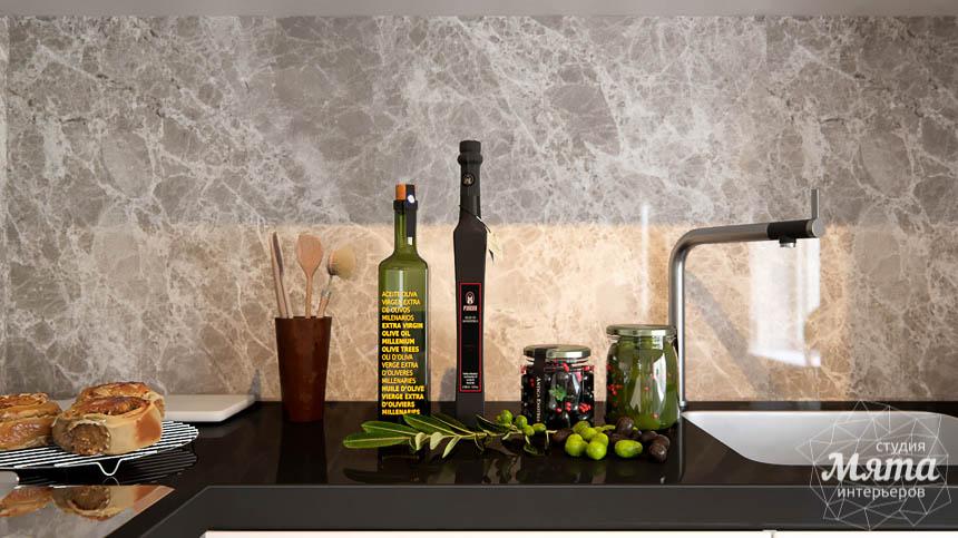 Дизайн интерьера двухкомнатной квартиры в Москве img1285048453