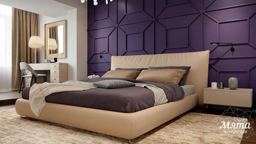 Дизайн интерьера двухкомнатной квартиры в Москве img1736688060