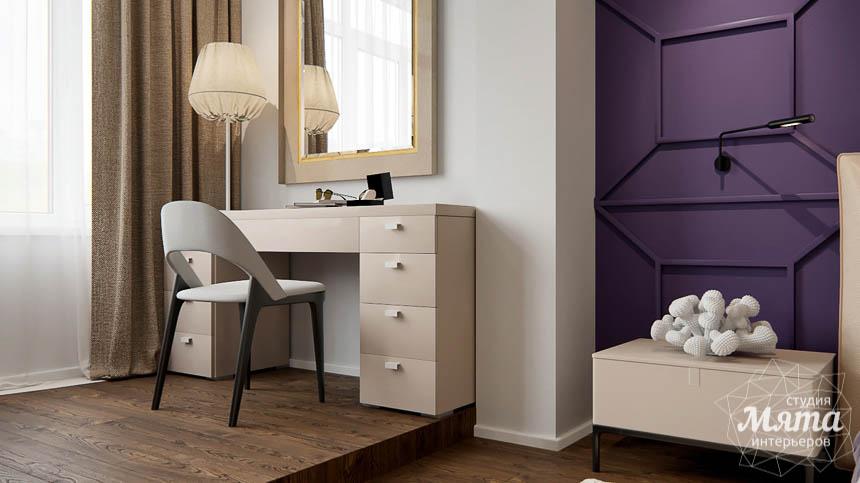 Дизайн интерьера двухкомнатной квартиры в Москве img1877573400