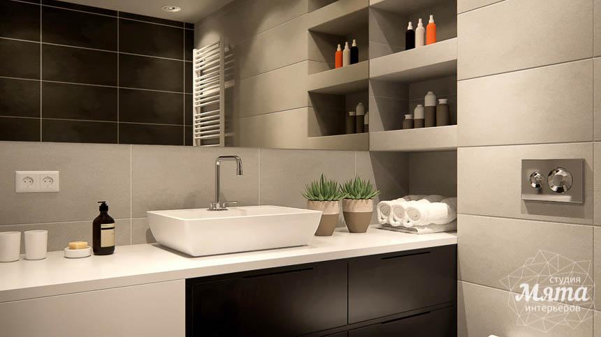 Дизайн интерьера двухкомнатной квартиры в Москве img979312851