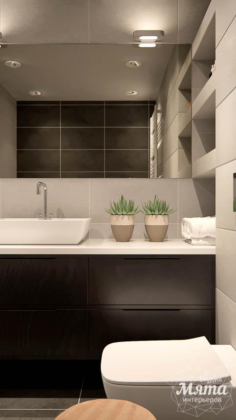 Дизайн интерьера двухкомнатной квартиры в Москве img1171892341