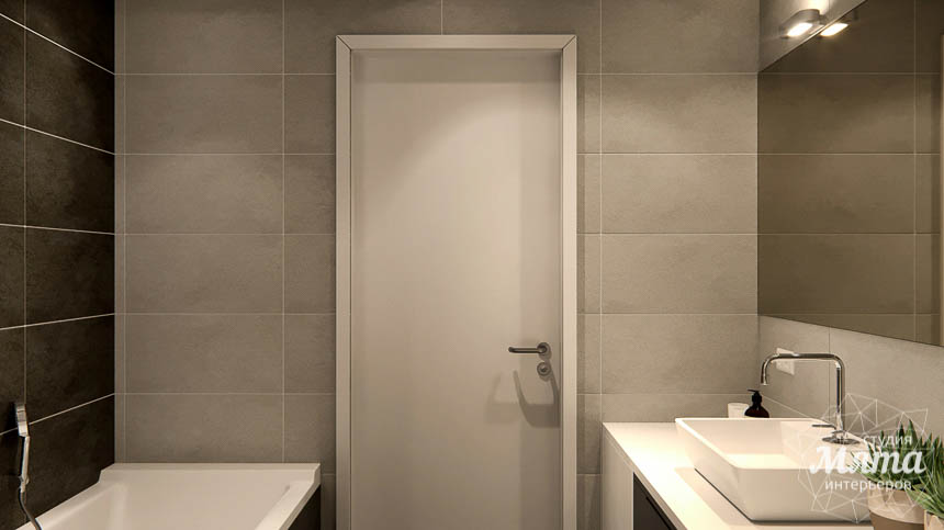 Дизайн интерьера двухкомнатной квартиры в Москве img1718930816