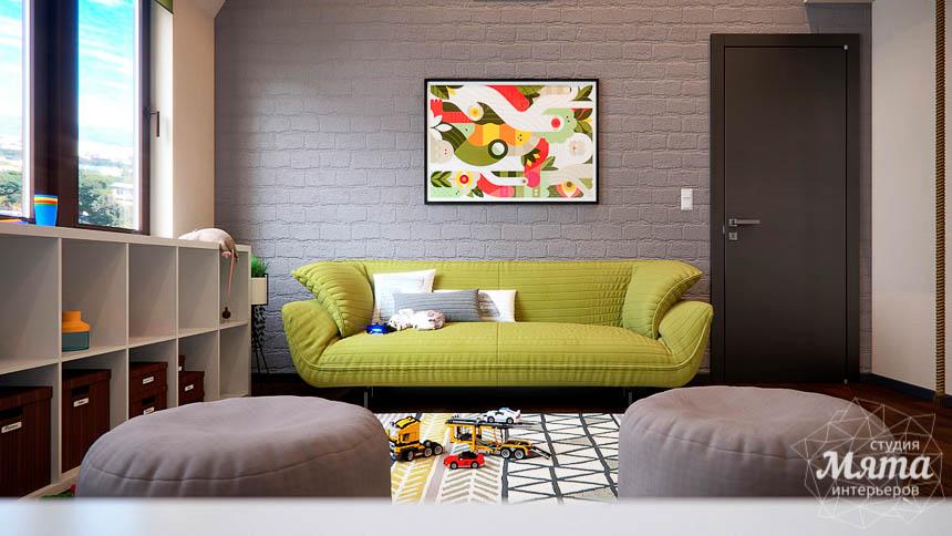 Дизайн интерьера детской в стиле лофт в Краснодаре img321762101