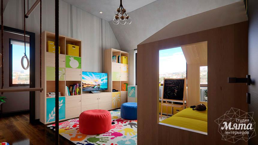 Дизайн интерьера детской в стиле лофт в Краснодаре img566946612