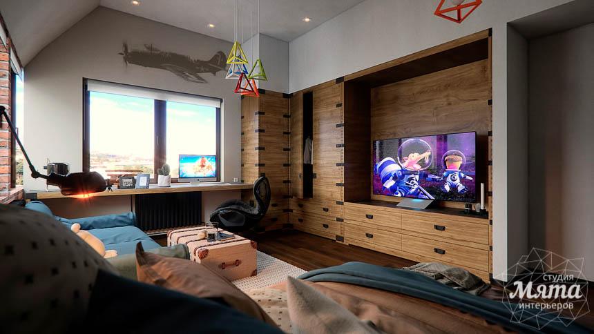 Дизайн интерьера детской в стиле лофт в Краснодаре img1488001459