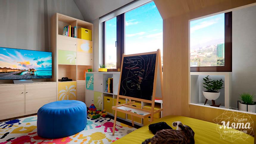 Дизайн интерьера детской в стиле лофт в Краснодаре img1188484054