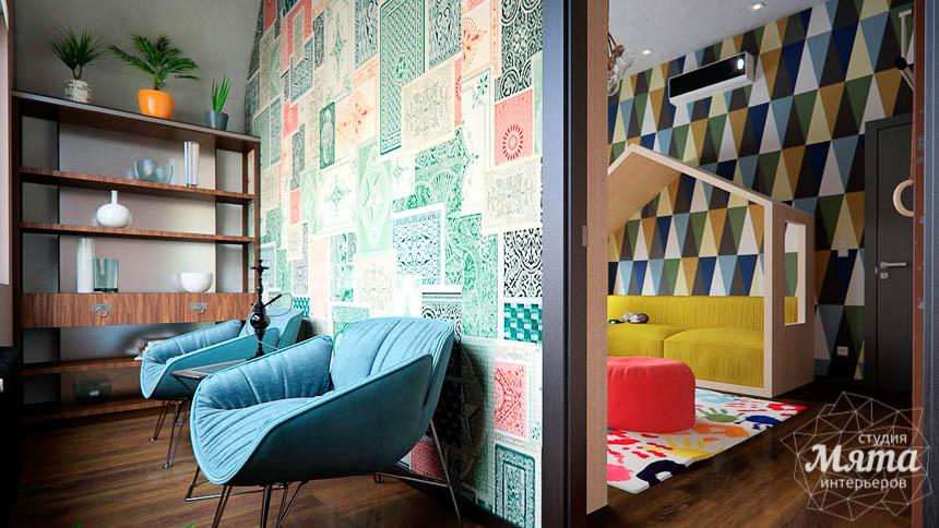 Дизайн интерьера детской в стиле лофт в Краснодаре img2143146167