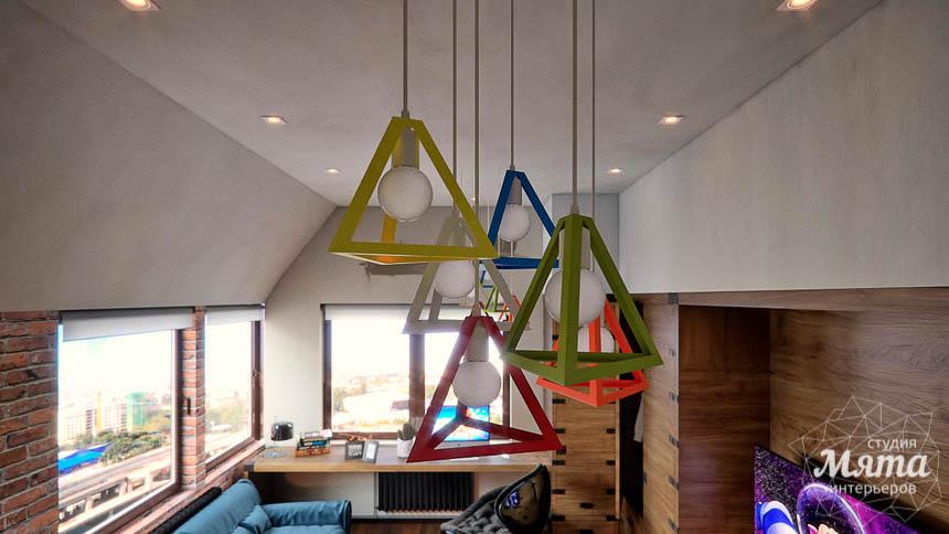 Дизайн интерьера детской в стиле лофт в Краснодаре img1441325115