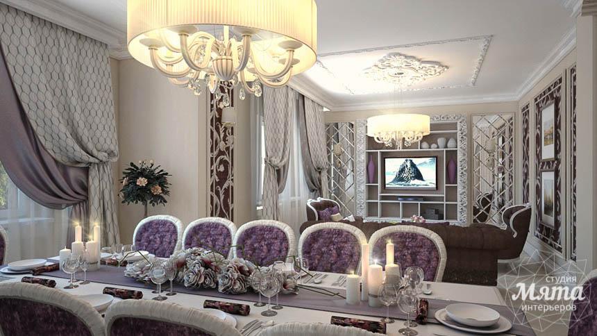 Дизайн интерьера коттеджа в Сочи img695155621