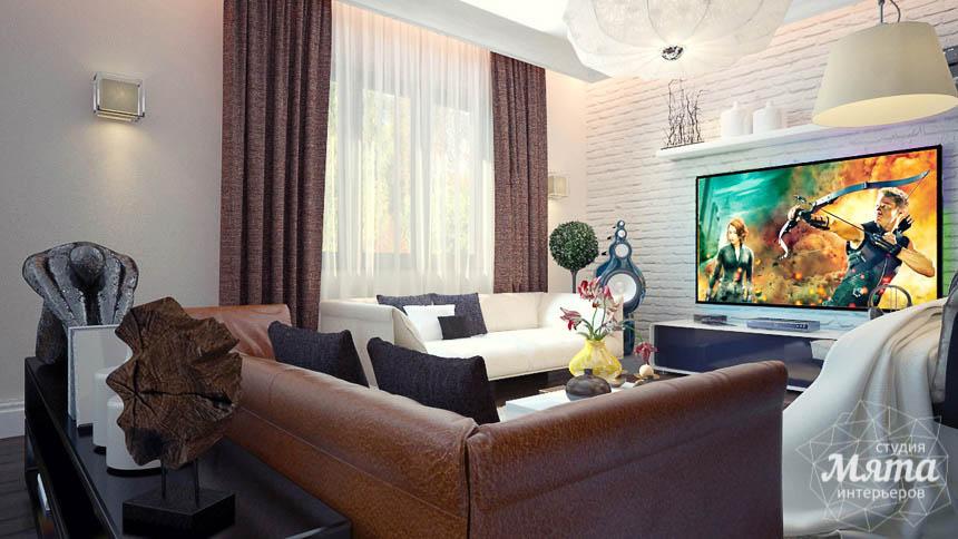 Дизайн интерьера коттеджа в п. Александрия img776371478