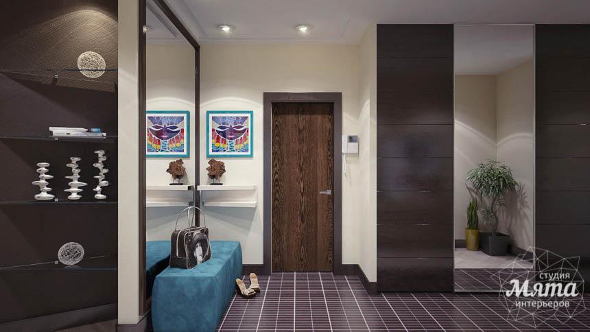Дизайн интерьера трехкомнатной квартиры Шейнкмана 121 img824987119