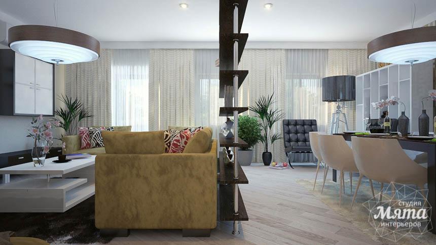 Дизайн интерьера трехкомнатной квартиры Шейнкмана 121 img509477591