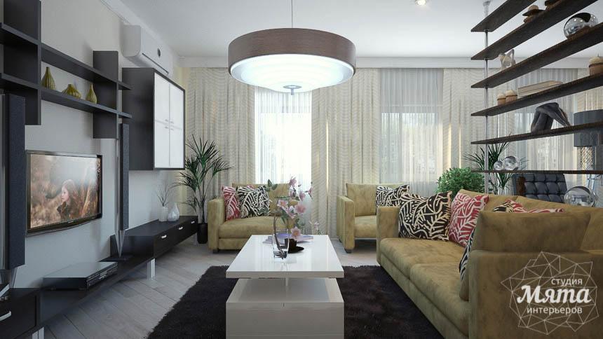 Дизайн интерьера трехкомнатной квартиры Шейнкмана 121 img907242020