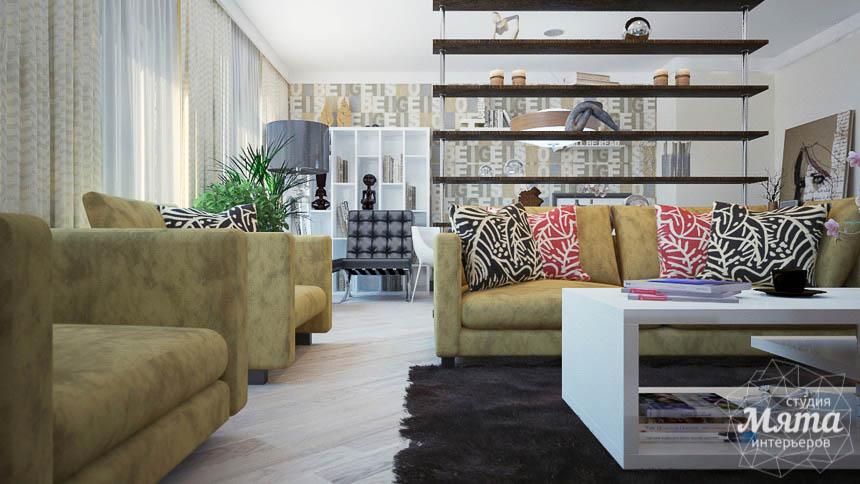 Дизайн интерьера трехкомнатной квартиры Шейнкмана 121 img1508623238
