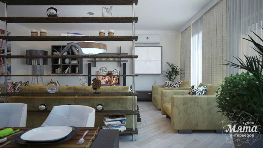 Дизайн интерьера трехкомнатной квартиры Шейнкмана 121 img163028446