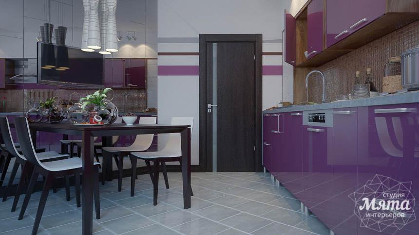 Дизайн интерьера трехкомнатной квартиры Шейнкмана 121 img713324966