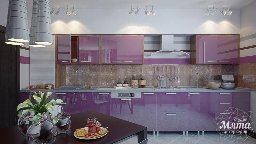 Дизайн интерьера трехкомнатной квартиры Шейнкмана 121 img69972549