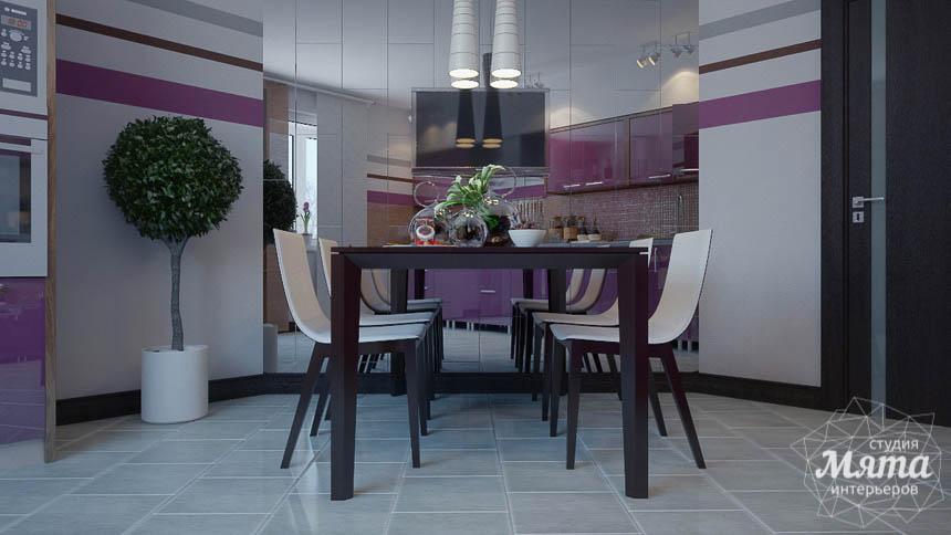 Дизайн интерьера трехкомнатной квартиры Шейнкмана 121 img963102118