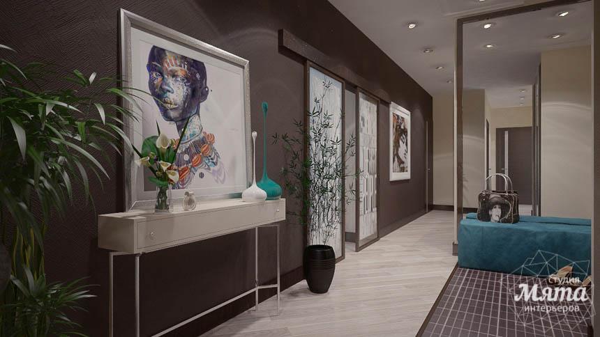 Дизайн интерьера трехкомнатной квартиры Шейнкмана 121 img378935986