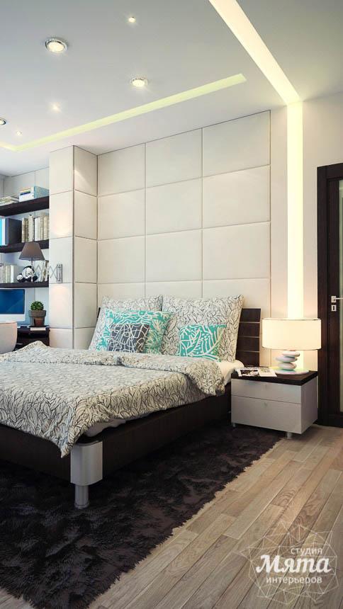 Дизайн интерьера трехкомнатной квартиры Шейнкмана 121 img1394765103