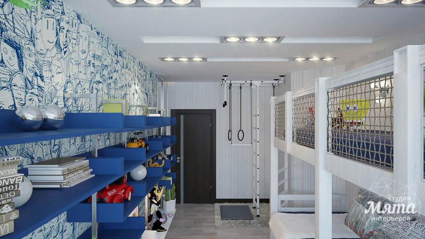 Дизайн интерьера трехкомнатной квартиры Шейнкмана 121 img1060294537