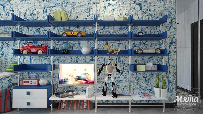 Дизайн интерьера трехкомнатной квартиры Шейнкмана 121 img1076996040