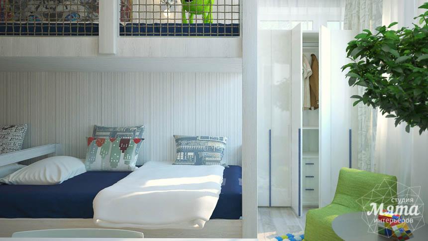 Дизайн интерьера трехкомнатной квартиры Шейнкмана 121 img1464180304
