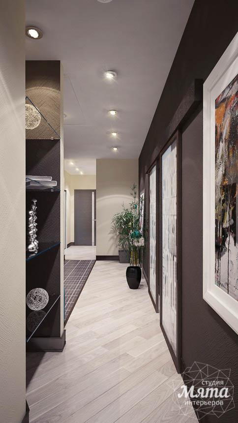 Дизайн интерьера трехкомнатной квартиры Шейнкмана 121 img2084999858