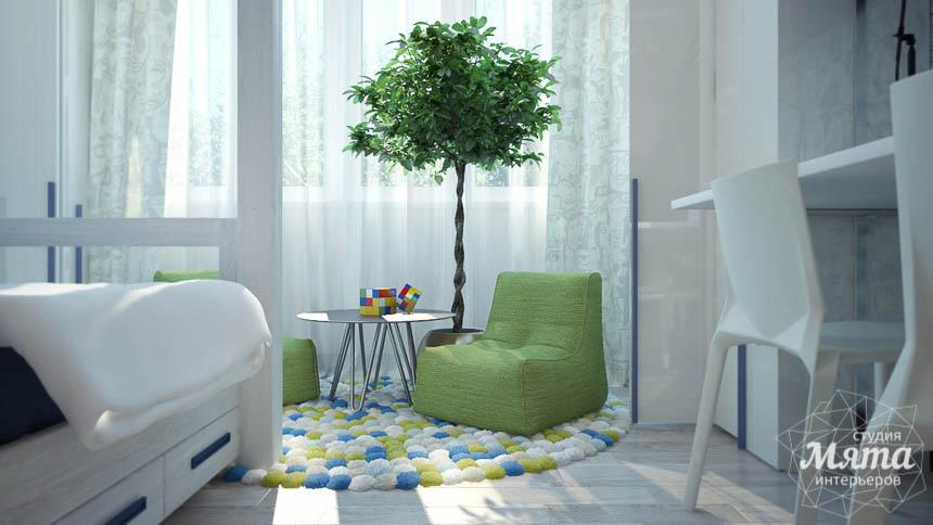 Дизайн интерьера трехкомнатной квартиры Шейнкмана 121 img1394513982