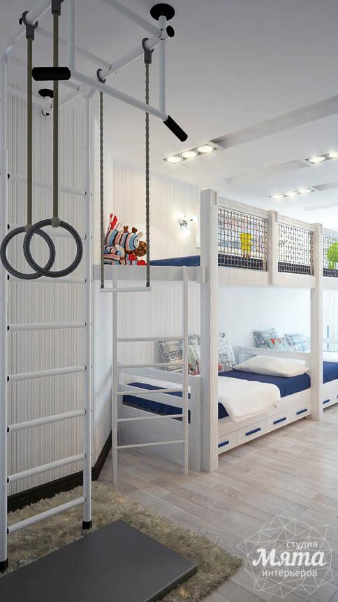 Дизайн интерьера трехкомнатной квартиры Шейнкмана 121 img1608147862