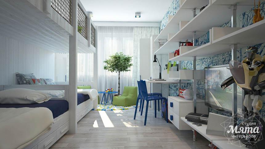Дизайн интерьера трехкомнатной квартиры Шейнкмана 121 img23512250