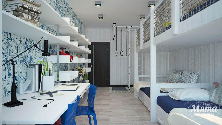Дизайн интерьера трехкомнатной квартиры Шейнкмана 121 img19885037