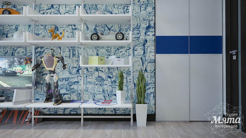 Дизайн интерьера трехкомнатной квартиры Шейнкмана 121 img725899172