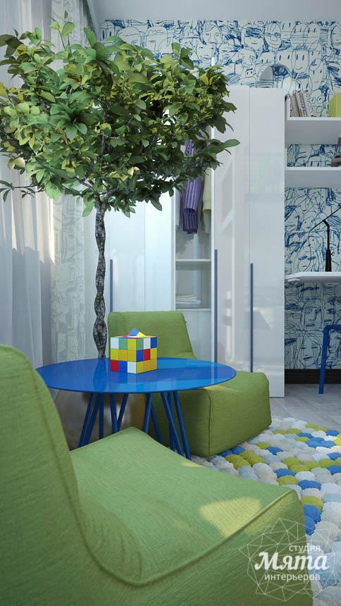 Дизайн интерьера трехкомнатной квартиры Шейнкмана 121 img361658762