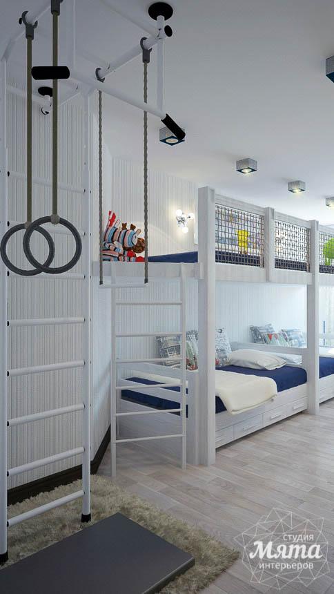 Дизайн интерьера трехкомнатной квартиры Шейнкмана 121 img1693917264