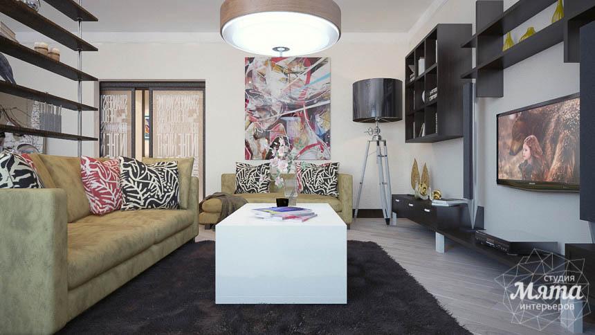 Дизайн интерьера трехкомнатной квартиры Шейнкмана 121 img521651767