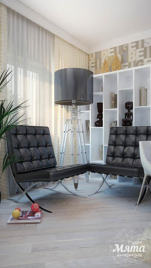 Дизайн интерьера трехкомнатной квартиры Шейнкмана 121 img1328110486