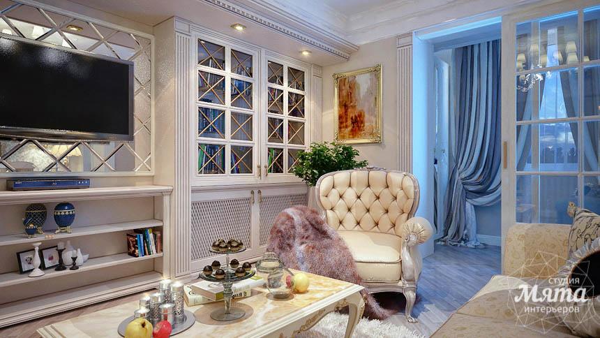 Дизайн интерьера четырехкомнатной квартиры в Тюмени img1175450086