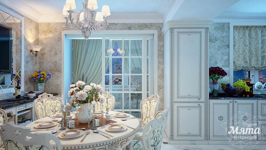 Дизайн интерьера четырехкомнатной квартиры в Тюмени img130892365