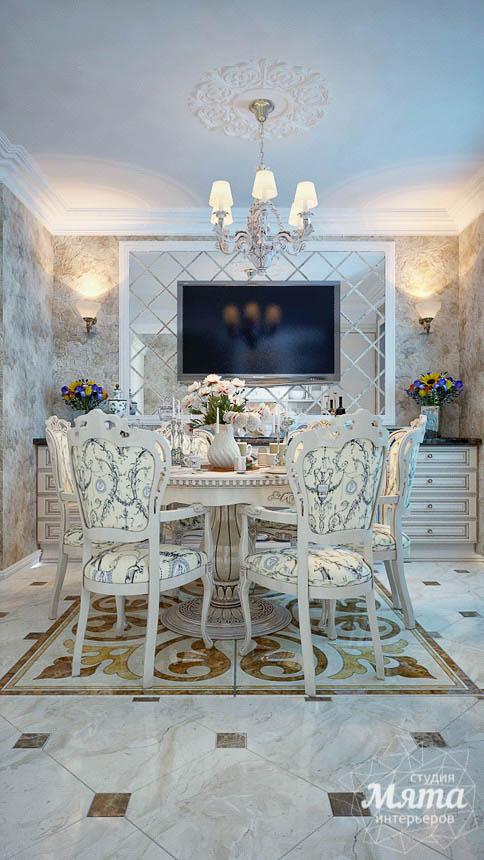 Дизайн интерьера четырехкомнатной квартиры в Тюмени img1443480285