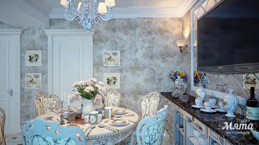 Дизайн интерьера четырехкомнатной квартиры в Тюмени img855442260